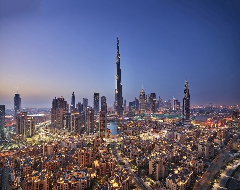 Downtown Dubai by Emaar Properties (PRNewsfoto/Emaar Hospitality Group)
