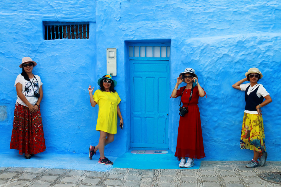 Travelzoo survey shows a record high in-depth travel interest towards Africa among the avid Chinese travelers. (photo: JUAN ANTONIO ORIHUELA)