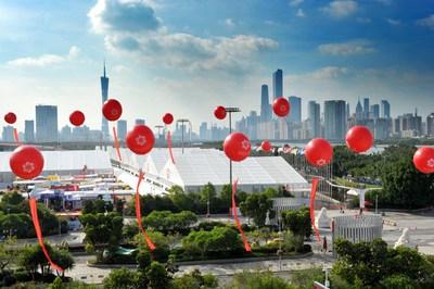 A 123a Feira de Cantão será inaugurada em abril em Guangzhou (PRNewsfoto/Canton Fair)