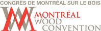 Logo : Congrès de Montréal sur le bois (Groupe CNW/BUREAU DE PROMOTION DES PRODUITS DU BOIS DU QUEBEC (QWEB))