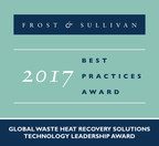 Frost & Sullivan Recognizes MTPV Power Corporation as a Global Technology Leader for Its Breakthrough Waste Heat Conversion Solution