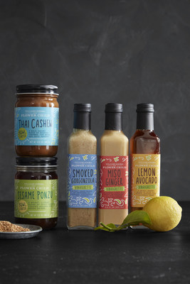 The Williams Sonoma and Flower Child Sauce Line