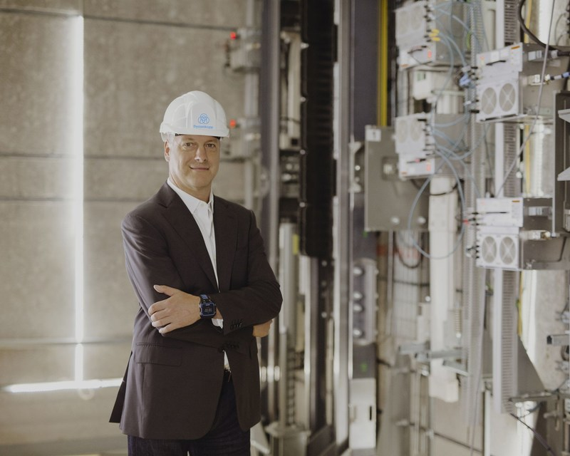 Andreas Schierenbeck, CEO at thyssenkrupp Elevator