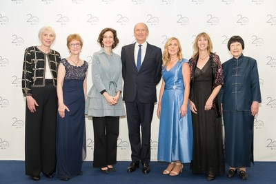 L'Oreal-UNESCO For Women in Science 20th Awards Ceremony