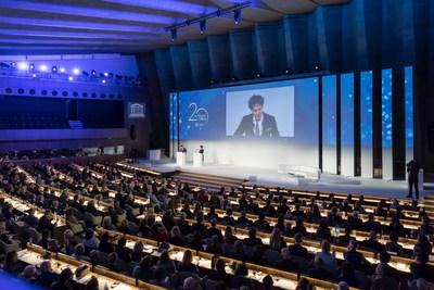 L'Oreal-UNESCO For Women in Science 20th Awards Ceremony (PRNewsfoto/L'Oreal Foundation)