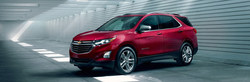 Drivers can bring their vehicle, like the 2018 Chevrolet Equinox, in for service at McCurry-Deck Motors.
