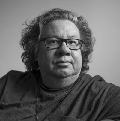 Greg Staats—one of the three artists shortlisted for the 2018 Scotiabank Photography Award. (Photo Credit: Donnie Ditchburn) (CNW Group/Scotiabank)