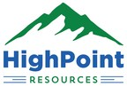 HighPoint Resources Logo (PRNewsfoto/Bill Barrett Corporation)