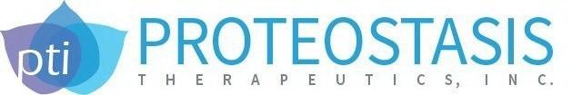 PTI Logo (PRNewsfoto/Proteostasis Therapeutics, Inc.)