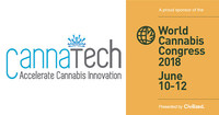 World Cannabis Congress Announces Partnership with CannaTech, Europe's premier cannabis conference (CNW Group/Civilized Worldwide Inc. (Civilized))