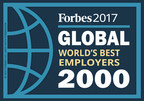 Forbes Magazine Names CSL Limited Among Top 50 Employers in the World