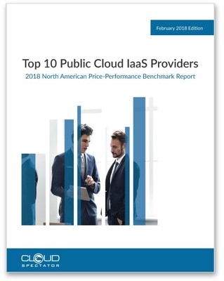 2018 Cloud IaaS Providers Benchmark Report