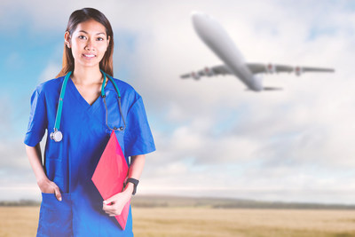 """Supplemental Health Care's Travel Nursing Division and Local Allied and Nursing Office Named """"Best Place to Work"""""""