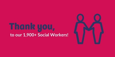 World Social Work Day is March 20.