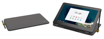 The CTL Chromebook NL7TW-360 with Wacom Stylus