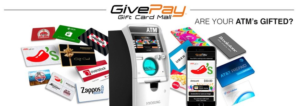 GivePay Gift Card Mall