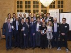 National Winners honoured in ceremony in Paris by European Business Awards, sponsored by RSM. (PRNewsfoto/European Business Awards)