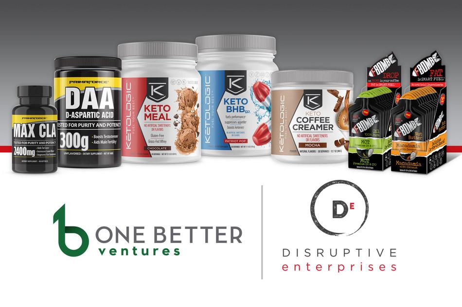 One Better Ventures (1BV) Invests in Disruptive Enterprises