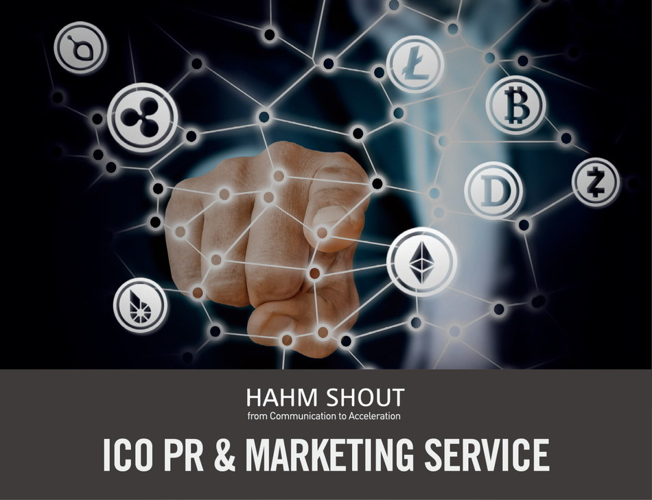 Hahm Shout Launches ICO PR and Marketing Service