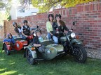 City on the Side: The Country's First & Only Accredited Sidecar Tours
