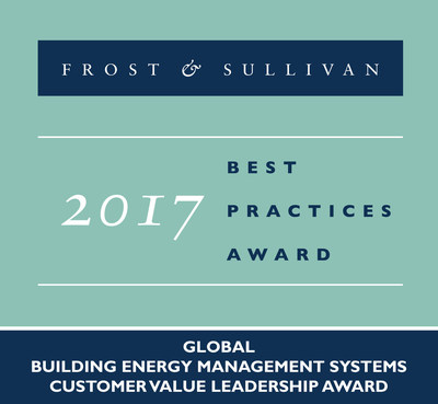 Frost & Sullivan Lauds EcoEnergy Insights for its Customer-centric Energy Management Services for the Global BEMS Segment