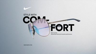 Nike Vision Introduces 2018 Golf Sunglass Collection Featuring New Nike Course Tint and Temple-Cushioning Air Pocket Technologies, The Golf Collection is Designed for Modern Style and Performance.