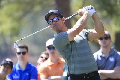 Nike Athlete and Professional Golfer Paul Casey Tees it Up Wearing the Newest Style From the 2018 Nike Vision Golf Collection, the Nike Maverick. The Latest Collection From Nike Vision Includes Five Golf-Specific Sunglasses, for Style and Performance On-and-Off the Course.