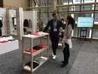 Newly appointed Kinetic Commerce Vice President of Retail Innovation and Client Success, Damon Sloane, seen here showcasing Kinetic's Connected Store (@ DX3 Canada Conference) (CNW Group/Kinetic Commerce)