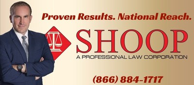 30 Million Dollar Verdict For Shoop APLC