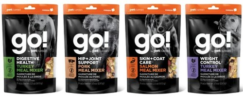 New GO! Solutions™ Meal Mixers (CNW Group/Petcurean)