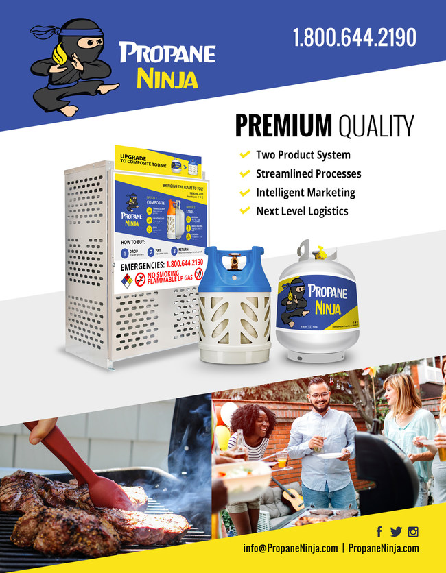 Use the best propane and lowest price propane exchange company.