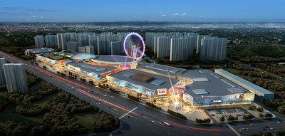 The Return of RSUN Plaza: China's Leading Shopping and Entertainment Center To Re-launch In Nanjing