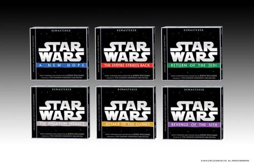 Star Wars Catalog artwork (PRNewsfoto/Walt Disney Records)