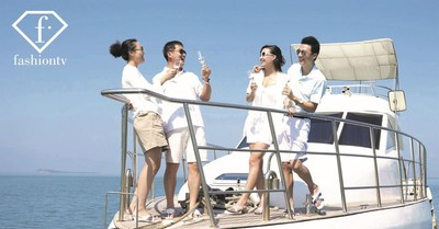 200 million Chinese tourists having fun (Copyright: FashionTV) (PRNewsfoto/FashionTV)