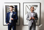 Luxury Menswear Brand Debuts First Ever Pop-Up Shop in Toronto (CNW Group/Lingo Luxe Bespoke)
