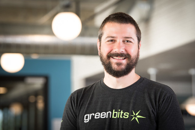 Green Bits founder and CEO Ben Curren