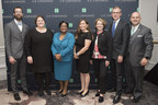 The 2018 Class of 4-H Luminaries were recognized at the 9th annual National 4-H Council Legacy Awards on Tuesday, March 20, 2018, in Washington. (AP Images for National 4-H Council)