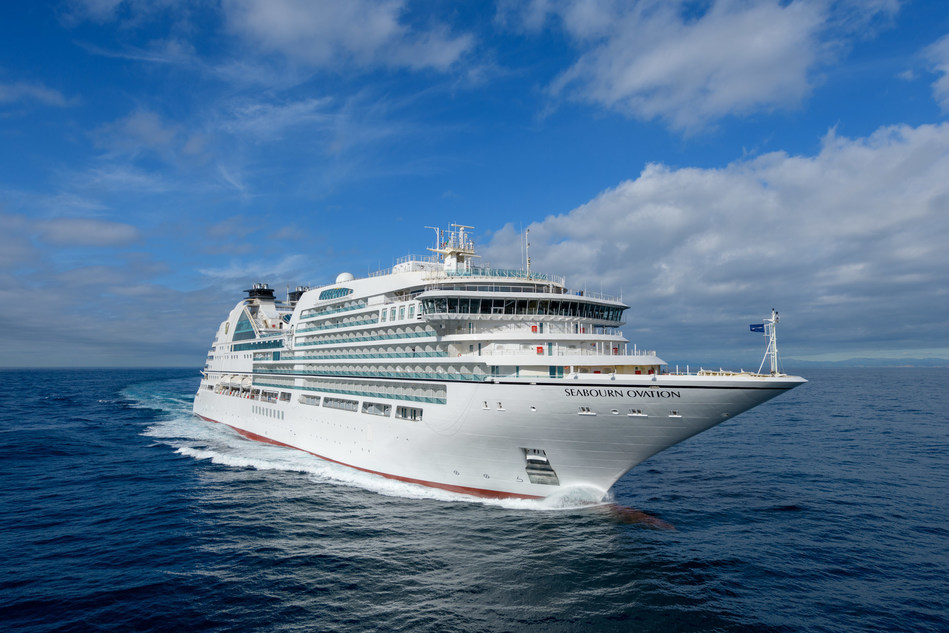 Seabourn Ovation, achieved another important maritime milestone with the completion of its final round of sea trials in the Mediterranean off the coast of Italy. Seabourn Ovation departed the Fincantieri shipyard on March 14 for four days at sea, where a team of officers and engineers tested the ship's technical and mechanical systems. Seabourn Ovation returned to the shipyard in Genoa on March 18, and staff and workers are putting the final touches on the ship.