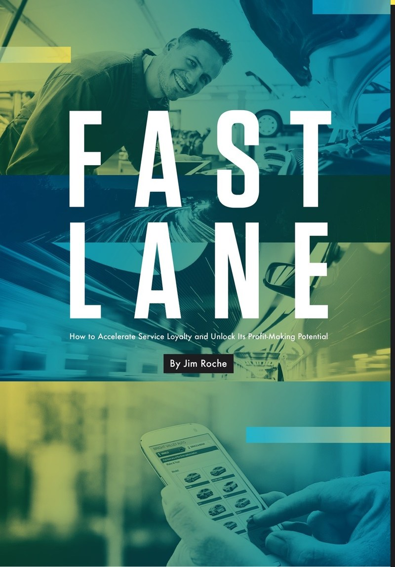 "Cox Automotive's first book about Fixed Operations, written by Xtime's Jim Roche, ""Fast Lane: How to Accelerate Service Loyalty and Unlock its Profit-Making Potential"", debuts at NADA 2018 March 22-25 in Las Vegas."