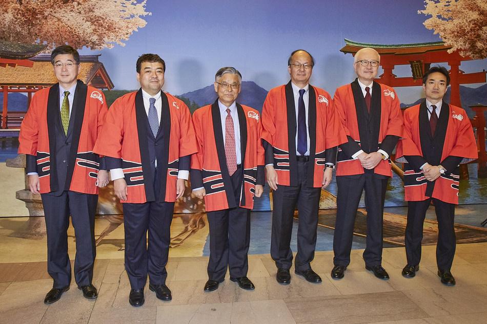 Japan Week Opening Ceremony