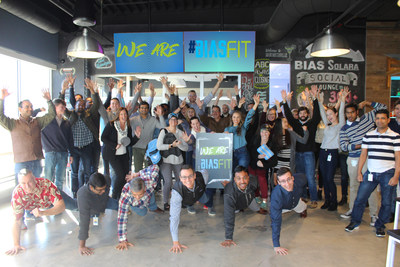 The BIAS team is extremely honored to be named as a finalist for the 2018 Atlanta's Healthiest Employers Award! #BIASFit