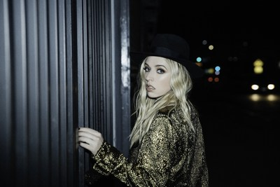 Acclaimed singer/songwriter, ZZ Ward, photographed by Gus Black