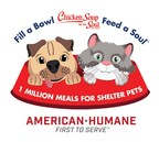 American Humane and Chicken Soup for the Soul Pet Food Deliver Tons of Love (Literally) to the Pen Pals Animal Shelter and Adoption Center in Jackson