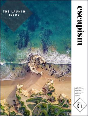 Escapism Toronto Issue 1 cover (CNW Group/Escapism Toronto)