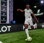 Usain Bolt (PRNewsfoto/Hublot)