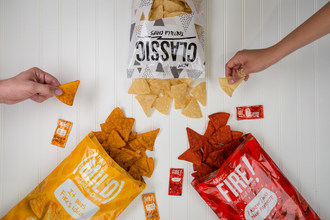 Taco Bell Tortilla Chips Spice Up Stores Nationwide