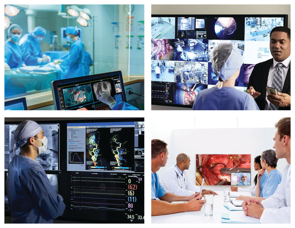 Olympus Introduces EasySuite® 4K, the Next-Generation Integrated Operating Room Solution for Hospitals. The scalable platform aims to improve surgical teams' efficiency through native 4K support and full-room distribution of uncompressed ultra-high definition video. EasySuite 4K will be introduced to the healthcare community at the AORN Conference March 24-28 in New Orleans, LA.