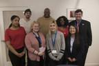 The Shark Group team and the SAP Teen Innovators
