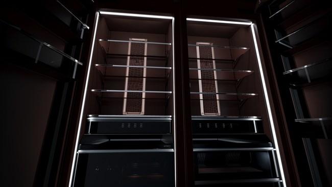 JennAir Burlesque Refrigerator