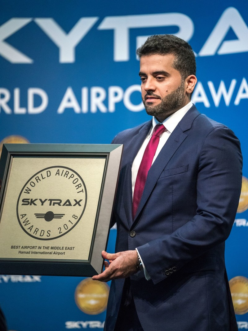 Engr. Badr Mohammed Al Meer, HIA Chief Operating Officer (PRNewsfoto/Hamad International Airport (HIA)